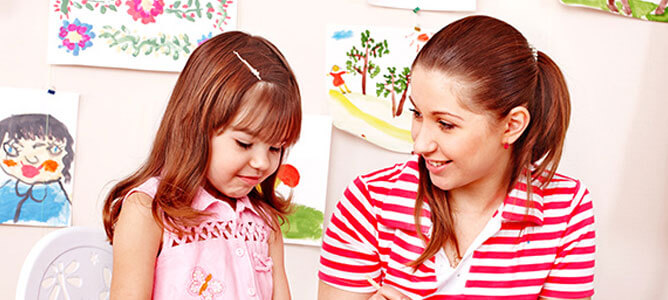 Take Child Care Classes Online To Prep For A Specialized Career