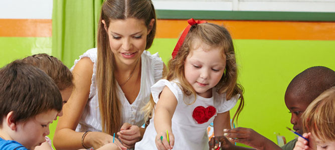 Stories, Songs, Crafts and Kids Make a Great Career