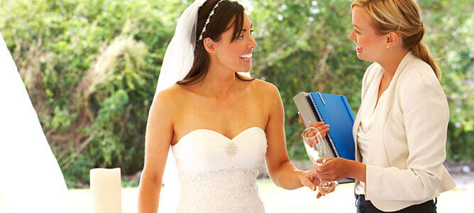 It's Wedding Season! Become an Event Planner Now